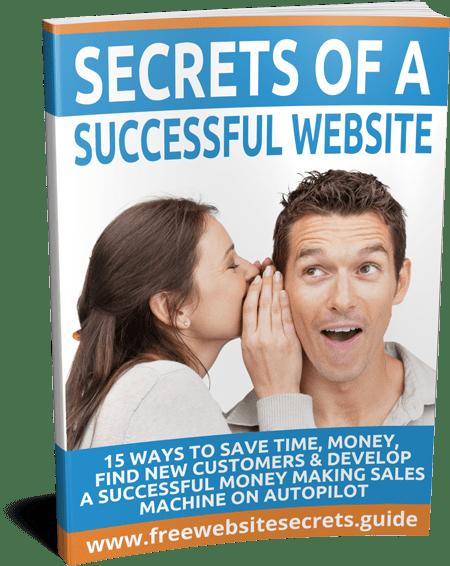 Secrets of a Successful Website Guide